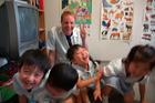 英語幼稚園クラス